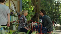 Lauren Turner, Brad Willis in Neighbours Episode 7497