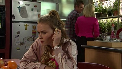 Xanthe Canning, Gary Canning, Brooke Butler in Neighbours Episode 7497