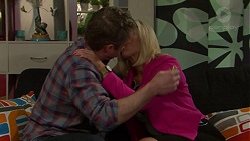 Gary Canning, Brooke Butler in Neighbours Episode 7497