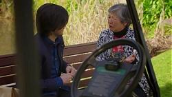 David Tanaka, Kazuko Sano in Neighbours Episode 7498