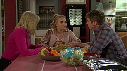 Brooke Butler, Xanthe Canning, Gary Canning in Neighbours Episode 7498