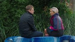 Gary Canning, Brooke Butler in Neighbours Episode 7498