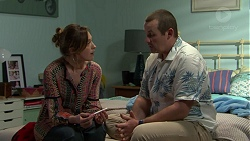 Sonya Mitchell, Toadie Rebecchi in Neighbours Episode 7499
