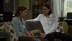 Amy Williams, Leo Tanaka in Neighbours Episode 7499