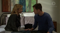Steph Scully, Mark Brennan in Neighbours Episode 7499