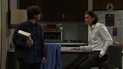 David Tanaka, Leo Tanaka in Neighbours Episode 7499