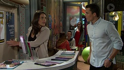 Paige Smith, Jack Callahan in Neighbours Episode 7499