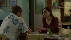 Toadie Rebecchi, Victoria Lamb in Neighbours Episode 7499