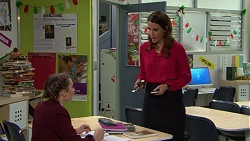 Piper Willis, Elly Conway in Neighbours Episode 7500