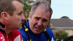 Toadie Rebecchi, Karl Kennedy in Neighbours Episode 7500