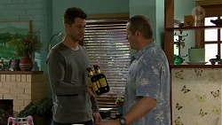 Mark Brennan, Toadie Rebecchi in Neighbours Episode 7500