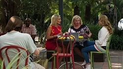 Brooke Butler, Sheila Canning, Xanthe Canning in Neighbours Episode 7501