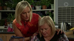 Brooke Butler, Sheila Canning in Neighbours Episode 7501