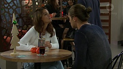 Elly Conway, Tyler Brennan in Neighbours Episode 7501