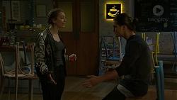 Piper Willis, Tyler Brennan in Neighbours Episode 7501