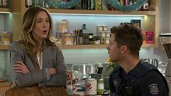 Sonya Mitchell, Mark Brennan in Neighbours Episode 7502