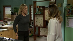Steph Scully, Sonya Mitchell in Neighbours Episode 7502