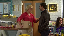 Lauren Turner, Brad Willis in Neighbours Episode 7503