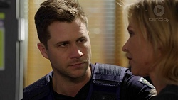 Mark Brennan, Steph Scully in Neighbours Episode 7503