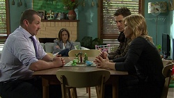 Toadie Rebecchi, Sonya Mitchell, Mark Brennan, Steph Scully in Neighbours Episode 7503