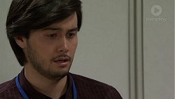 David Tanaka in Neighbours Episode 7503
