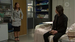 Elly Conway, Leo Tanaka in Neighbours Episode 7504