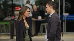 Paige Smith, Jack Callahan in Neighbours Episode 7504
