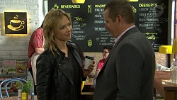 Steph Scully, Toadie Rebecchi in Neighbours Episode 7505