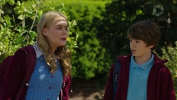 Xanthe Canning, Jimmy Williams in Neighbours Episode 7505