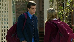 Ben Kirk, Xanthe Canning in Neighbours Episode 7505