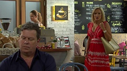 Trey Johnson, Brooke Butler in Neighbours Episode 7505
