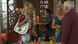Trixie Tucker, Sheila Canning, Lou Carpenter in Neighbours Episode 7505