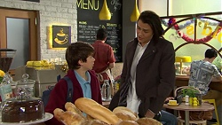 Jimmy Williams, Leo Tanaka in Neighbours Episode 7505