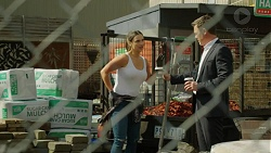 Amy Williams, Paul Robinson in Neighbours Episode 7505