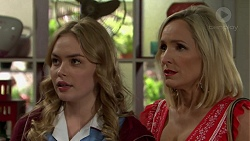 Xanthe Canning, Brooke Butler in Neighbours Episode 7505