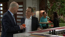 Tim Collins, Paul Robinson in Neighbours Episode 7506