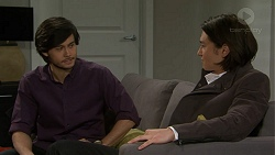 David Tanaka, Leo Tanaka in Neighbours Episode 7506