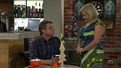 Gary Canning, Sheila Canning in Neighbours Episode 7506
