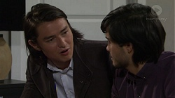 Leo Tanaka, David Tanaka in Neighbours Episode 7506