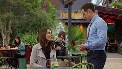 Elly Conway, Aaron Brennan in Neighbours Episode 7506