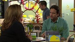 Terese Willis, Brad Willis in Neighbours Episode 7506