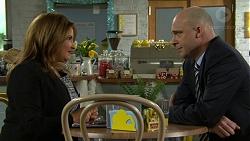 Terese Willis, Tim Collins in Neighbours Episode 7506