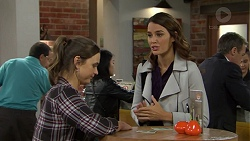 Amy Williams, Elly Conway in Neighbours Episode 7506