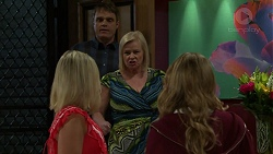 Gary Canning, Brooke Butler, Sheila Canning, Xanthe Canning in Neighbours Episode 7506