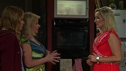 Xanthe Canning, Sheila Canning, Brooke Butler in Neighbours Episode 7507