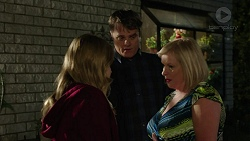 Xanthe Canning, Gary Canning, Sheila Canning in Neighbours Episode 7507
