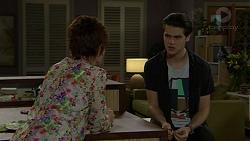 Susan Kennedy, Ben Kirk in Neighbours Episode 7507