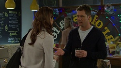 Elly Conway, Mark Brennan in Neighbours Episode 7507