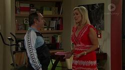 Mack Sweetin, Brooke Butler in Neighbours Episode 7507