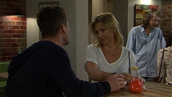 Mark Brennan, Steph Scully in Neighbours Episode 7507